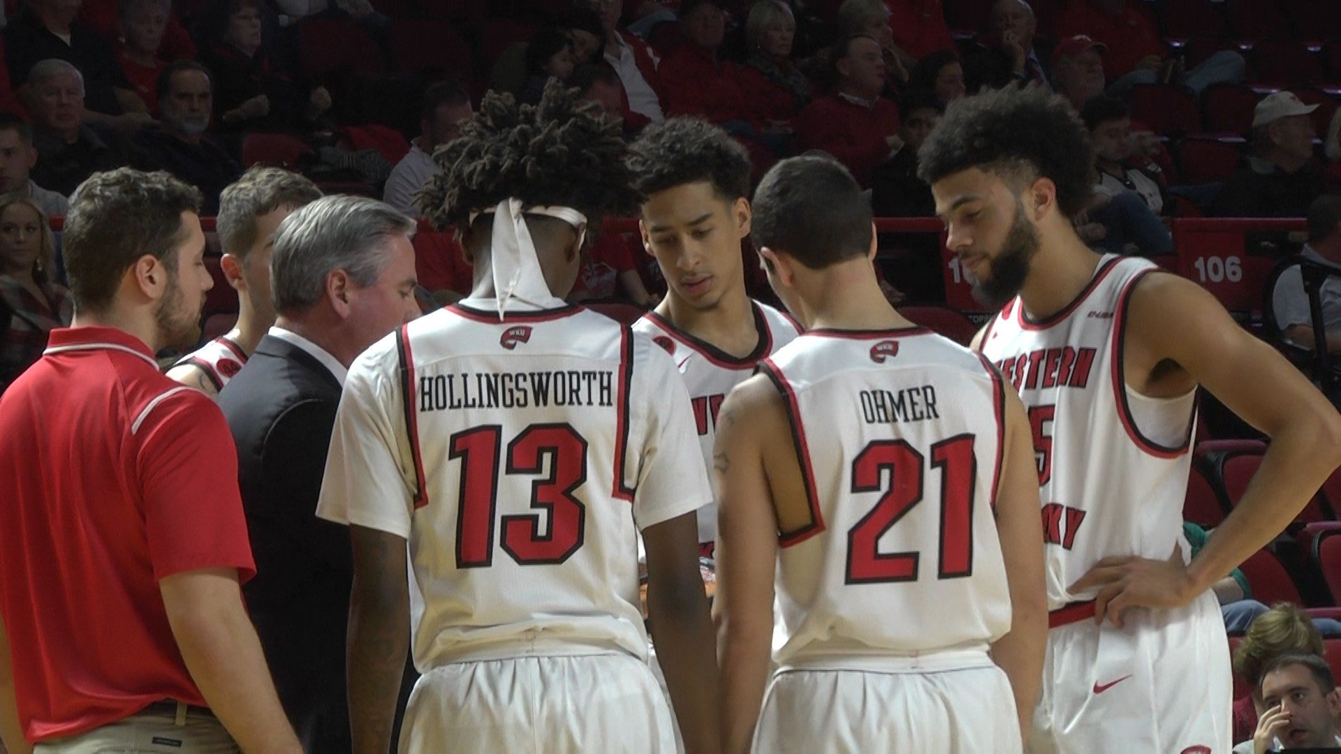 WKU is currently on a four game win streak.